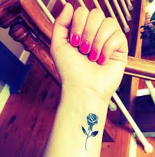 tattoo inner wrist designs small black rose tattoo on inner wrist tatoeageonwerpen