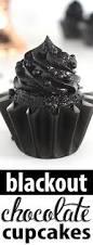 blackout chocolate cupcakes recipe dark chocolate cupcakes
