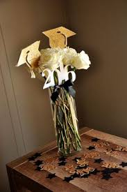 graduation table centerpieces ideas today i m sharing a customer graduation party using the amanda s