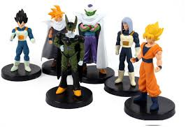 seven childhood goku ornaments budokai boxed the best
