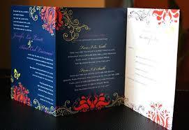 tri fold invitation template trifold wedding invitations fold wedding invitation template