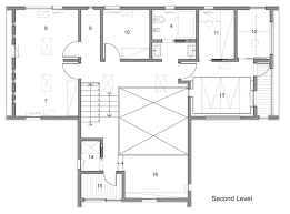 T Shaped House Floor Plans Iksan T Shaped House In South Korea By Kddh Architects