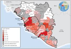 west africa map ebola breaking the ebola quarantine puts nigeria at risk formaspace