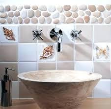 Seashell Bathroom Ideas Seashell Bathroom Decor Ideas Home Decoration Bath Accessories