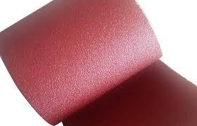 aluminum oxide abrasive paper rolls of semi open coated