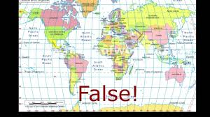 Peters Projection Map Africa Deception The True Size Of Africa Youtube