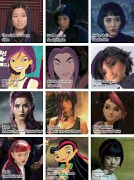 Rebellious Asian Meme - the asian character hair streak is real and a huge problem