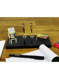 Desk Pen Stand Office Table Desk Organizer Pen Holder Dual Use Plastic Stand