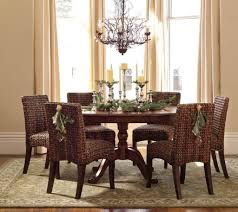 dining room glamorous seagrass dining chairs with oval dining
