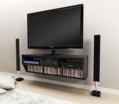 storage cabinets with doors and shelves furniture 13 charming black wood floating media cabinet floating