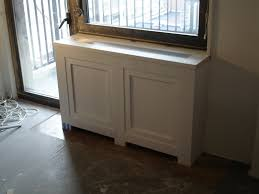 custom radiator cover with bookcase by hammer time studio u0027s