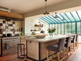 cuisines des extensions à vivre décoration verandas