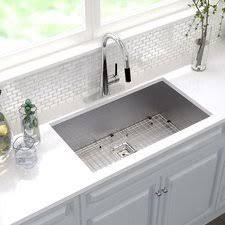 Modern Kitchen Sinks AllModern - Kitchen sinks photos