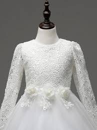 aliexpress com buy girls princess flower wedding party dresses