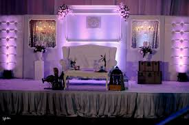 wedding stage backdrop styling by something pretty manila white