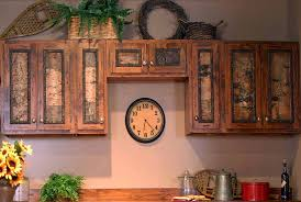 Rustic Hickory Kitchen Cabinets Rustic Kitchen Cabinets Hickory U0026 Birch Bark The Log Furniture Store