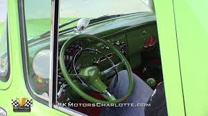 Vintage Ford Truck Steering Wheel - 134644 1955 chevrolet 3100 pickup truck youtube
