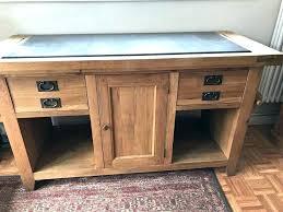 kitchen islands oak solid oak kitchen island s solid wood rolling kitchen island