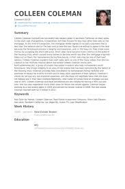 Realtor Resume Sample by Cool Ideas Real Estate Broker Resume 11 Real Estate Broker Resume