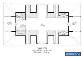 house plan 37 18 vtr house plans by garrell associates inc