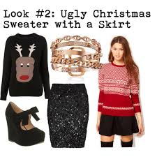 sweater with sweater with a skirt polyvore