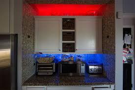 Led Strip Lights Kitchen by Rgbw Led Strip Lights Dual Row 24v Led Tape Light W White And