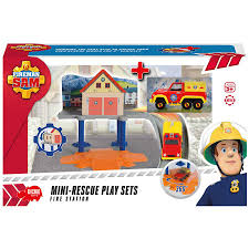 fireman sam fire station rescue centre play fireman sam