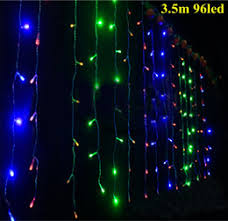 blue led icicle outdoor christmas lights online blue led icicle