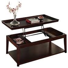 Woodboro Lift Top Coffee Table by Steve Silver Company Clemson 3 Piece Lift Top Cocktail Table Set