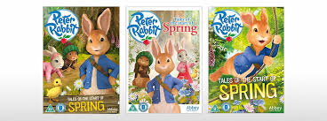 rabbit dvds designed by aitch creative graphic design agency logo brochure