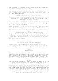 Slamming Head On Desk 23 Script