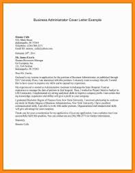 Cover Letter Examples For Students by Trendy Inspiration Business Administration Resume 9 Business