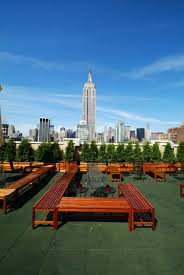 Rooftop Garden Design Outdoor Rooftop Garden Restaurant Design Of 230 Fifth Manhattan