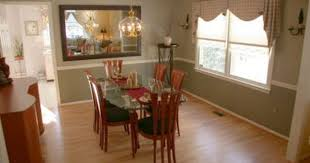 paint colors for dining room amusing dining room two tone paint
