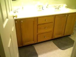 download image bathroom cabinet refacing before and after pc