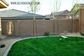 backyard design finishing the details all things thrifty