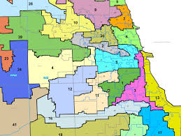 Map Of City Of Chicago by Senate Sends New Congressional Districts To Quinn Cbs Chicago