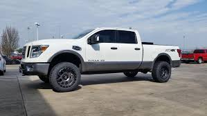 nissan titan cummins lifted calmini products new product release 3