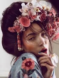 Geisha Hairstyles Sensational Ethnic Spreads Oriental Ethnic And Galleries