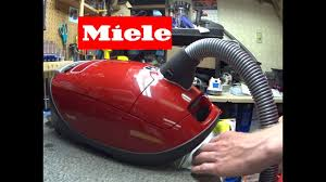 Miele Vaccum Bags Miele Vacuum Bag Check Adjustment C3 S8 Youtube
