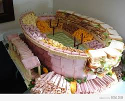 football decorations sandwich food party football table tips kids party ideas themes