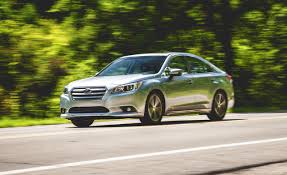 Subaru Legacy Redesign 2015 Subaru Legacy 3 6r Limited Test U2013 Review U2013 Car And Driver