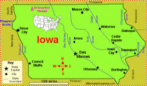Iowa Map With Cities Presidential Election Watch Us Play Games Page 2