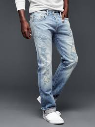Mens Destroyed Skinny Jeans Gap 1969 Selvedge Slim Fit Jeans Where To Buy U0026 How To Wear
