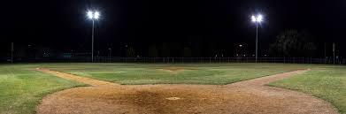 led ball field lighting field lighting by sentry sports lighting