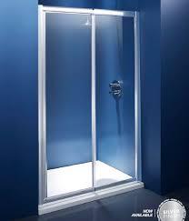 Sliding Shower Door 1200 1000 Telescopic Capella Sliding Shower Door Tcsa100s