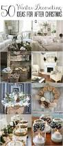 Decorations Home Best 25 Winter Home Decor Ideas On Pinterest Christmas House