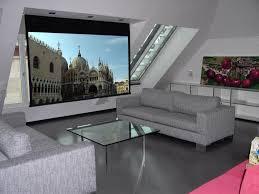 Wohnzimmer Kino Ideen Beamer Wohnzimmer U2013 Eyesopen Co