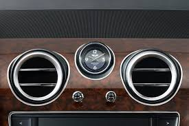 bentley bentayga silver bentley bentayga has 170 000 optional clock ign boards