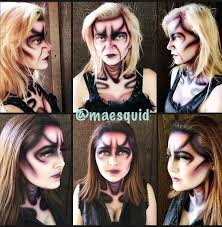 special effects airbrush makeup 83 best special effects makeup images on special
